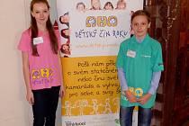 Ze slavnostního vyhlášení výsledků soutěže Dětský čin roku. Žákům 5. základní školy Kolín se podařilo obhájit první místa letos již popáté.