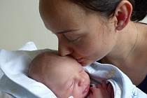 Vít Zvelebil se narodil 12. května 2020 v kolínské porodnici, vážil 3960 g a měřil 52 cm. Do Uhlířských Janovic si ho odvezla sestřička Viky (22 měsíců) a rodiče Hana a Petr.