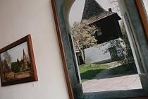 Tomáš Mukařovský vystavuje část svého fotografického díla