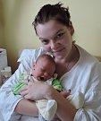 Šimon Habětín se narodil 24. října 2016. Prvorozený potomek maminky Venduly a tatínka Davida zUhlířské Lhoty po porodu měřil 50 centimetrů a vážil 3115 gramů.