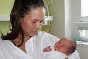 Romana a Marek z Kutné Hory se dočkali syna. Jan Jeřábek se narodil 12. září s váhou 3990 gramů a výškou 50 centimetrů.