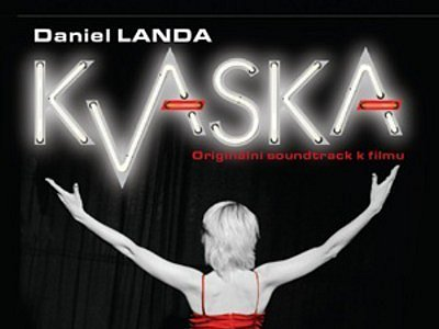 Booklet soundtracku k filmu Kvaska.