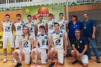 Junioři Kolína vyhráli mezinárodní turnaj na Slovensku.