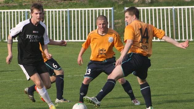 Z utkání Býchory - Třebovle (4:0).