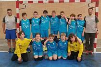 Mladá házenkáři Kolína odehráli další dva turnaje. Jeden před vlastními fanoušky.