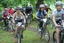Kolínské sportovní dny - cyklistika.