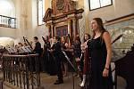 Sobota na Kmochově Kolínu byla pestrá, vrcholem se stal koncert Václava Neckáře.