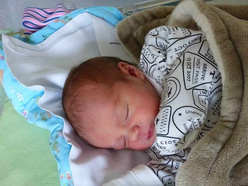 Erik Polák se narodil 14. září 2021 v kolínské porodnici, vážil 2770 g a měřil 47 cm. V Bečvárech se z něj těší maminka Eliška a tatínek Bohuslav.