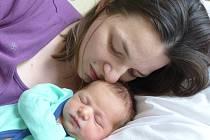 Tereza Charvátová se narodila 10. ledna 2020 v kolínské porodnici, vážila 3080 g a měřila 49 cm. Domů do Zbraslavic odjela s maminkou Adélou a tatínkem Michalem.