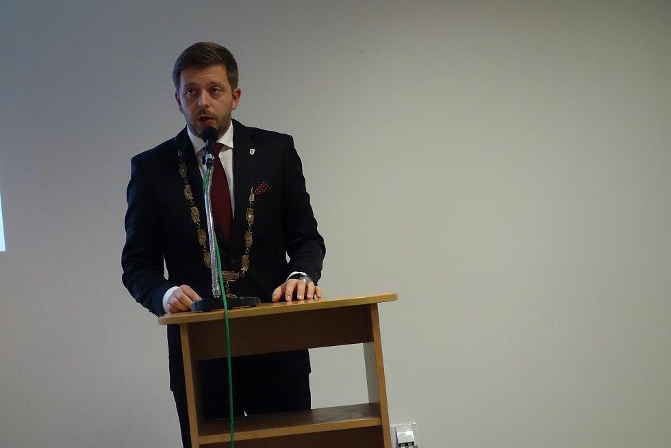 Vít Rakušan je potřetí starostou Kolína