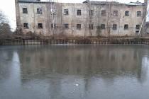 Bývalý cukrovar v Cerhenicích