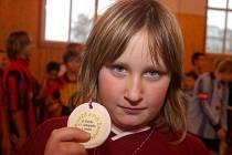Žáci základních škol praktických z Kolínska a Kutnohorska se utkali v sálové kopané.