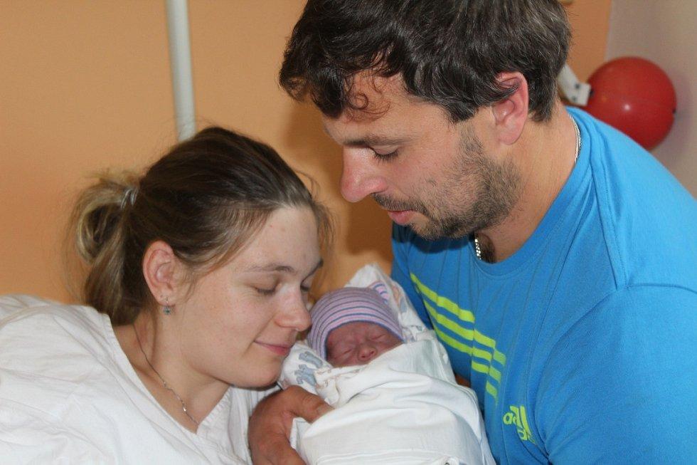 Michal a Petra z Poděbrad mají dceru. Ema Bauerová se narodila 5. října 2017. Po porodu vážila 2620 gramů a měřila 46 centimetrů.