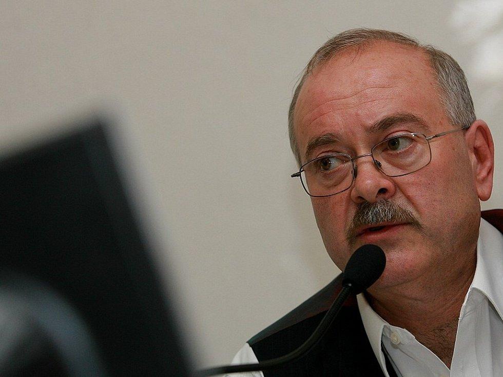Starosta Kolína Jiří Buřič (ODS).