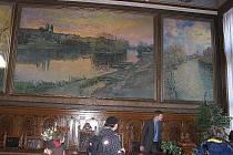 Jen z děl Václava Radimského by se podle starosty Víta Rakušana jistě nechala vytvořit v městské galerii jeho menší výstava. V Kolíně je několik jeho zajímavých obrazů.