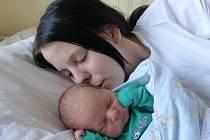 Jiří Ferenc se narodil 11. února 2020 v kolínské porodnici, vážil 2960 g a měřil 50 cm. V Kutné Hoře - Malíně bude vyrůstat se sestřičkou Aničkou (14 měsíců) a rodiči Annou a Jiřím.
