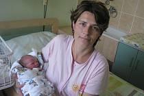 Tříletá Lenička přivítá doma v Kolíně sestřičku Annu Růžičkovou, která se narodila 12. srpna. Holčička vážila 3 330 gramů a měřila 50 centimetrů. Radost z ní měli i rodiče Jana Metzlová a Tomáš Růžička.