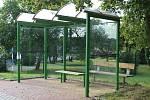 Autobusová zastávka, ilustrační foto.