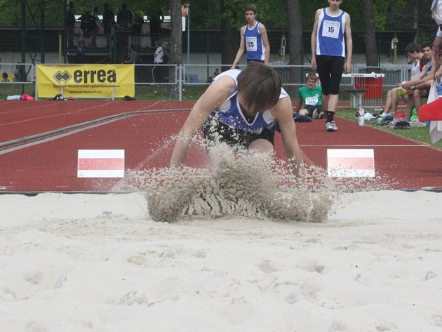 Youth Athletics se po roce opět vydařil.