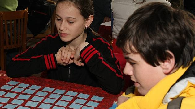 Turnaj v pexesu v Bělušicích.