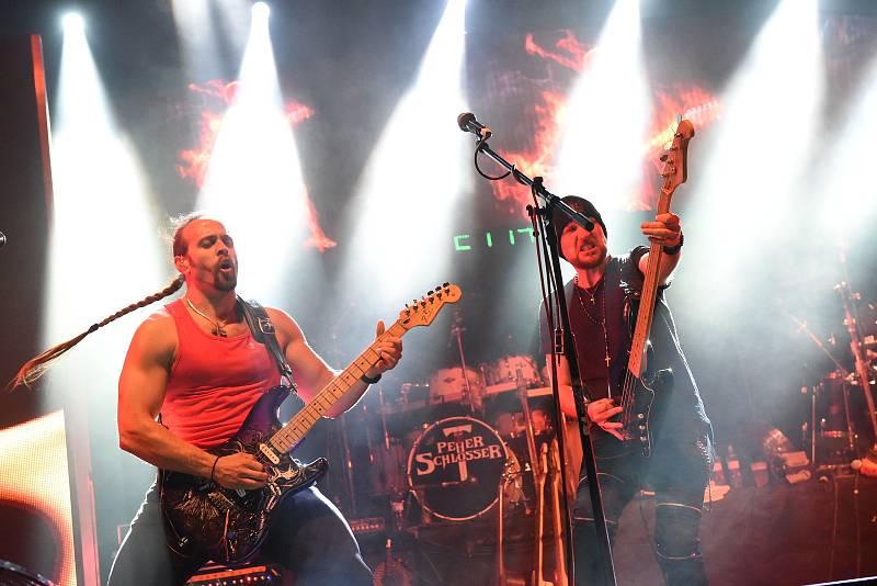 Legendární skupiny Tublatanka a Citron hrály v Kolíně.