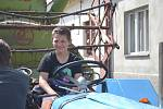 Ve Velkém Oseku se uskutečnil Den s historickou technikou