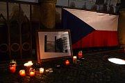 Kolínští si připomněli 17. listopad 1989.