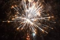 Kolín vstoupil do nového roku už tradičně ohňostrojem.
