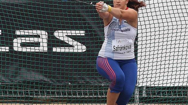 Kateřina Šafránková.