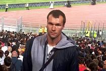 Tenista a trenér Adam Javůrek