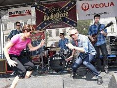 Sedmý ročník festivalu Southern Rock & Blues Kolín.