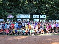 O volejbal je v Kolíně zájem. V klubu působí na dvě stovky dětí.
