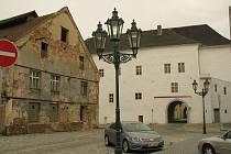 Z programu regenerace městské památkové rezervace hodlá Kolín pokračovat v opravách zámku.