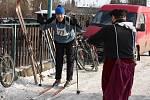 Veltruby - Běh na čemkoliv. 17.1. 2009.