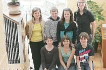 Žáci z 5. Základní školy v Kolíně