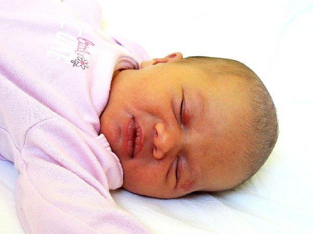 Aneta Šenfeldová se prvně rozhlédla 14. března 2016. Po narození se pyšnila výškou 52 centimetry a váhou 3930 gramů. Doma v Káníně ji přivítali maminka Aneta, tatínek Michal a pětiletá sestřička Míla.