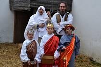 Živé Vánoce na zámku Radim