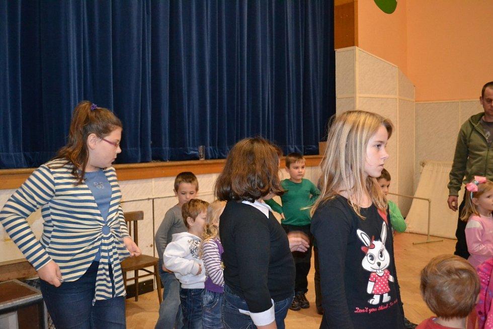 Radimské děti si užily odpoledne plné soutěží