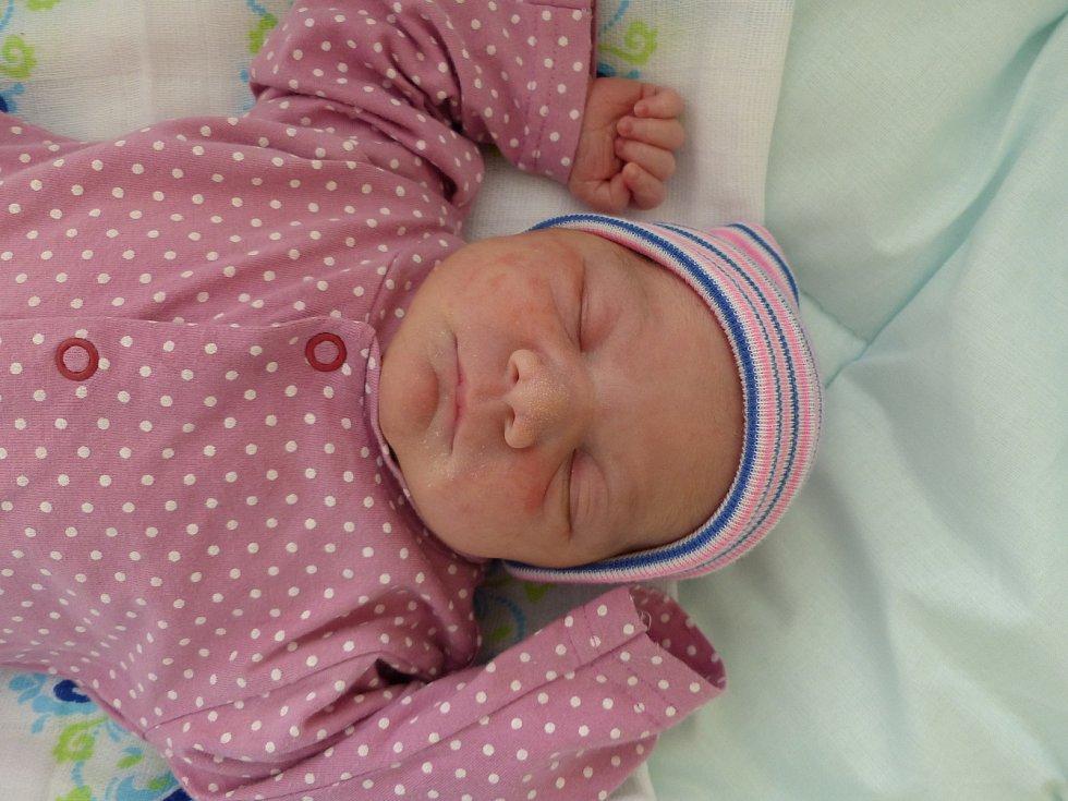 Terezie Hasametajová se narodila 29. dubna 2020 v kolínské porodnici, vážila 3000 g a měřila 48 cm. Ve Veltrubech ji přivítal bráška Leontín (4) a maminka Tereza.