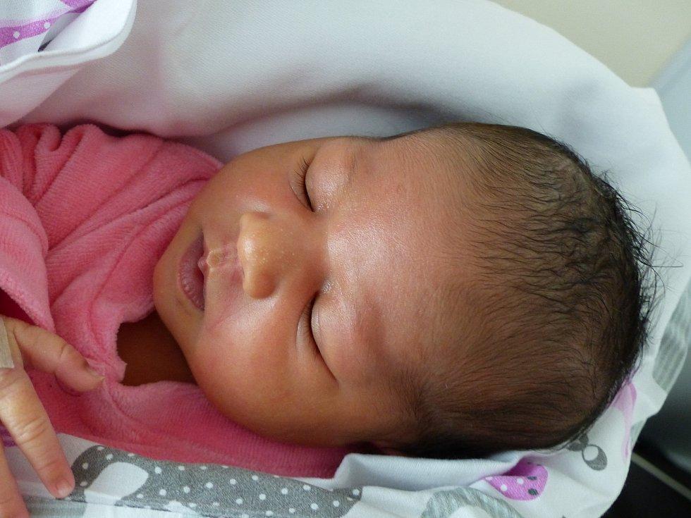 Sára Červeňáková se narodila 28. června 2021 v kolínské porodnici, vážila 2770 g a měřila 46 cm. V Kutné Hoře bude vyrůstat s maminkou Sárou.