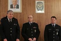 Policie a hasiči prezentovali svoji činnost za loňský rok