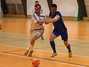 Z utkání SKP Kolín - FC Atletico Chomutov (6:8).