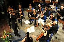 Kolínská filharmonie představila zase jiného Františka Kmocha