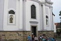 Kostel sv. Gotharda v Českém Brodě