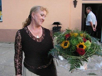 Květa Jirušová.