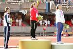 Kolínská atletka Kateřina Šafránková získala na mistrovství Evropy v Kaunasu stříbro