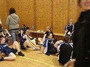 Z utkání BC Kolín - Nusle (69:66).