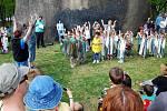 Lidé již tradičně oslavili mezinárodní Den Země na Klepci