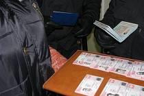 Policejní akce zaměřená na kolínské ubytovny.