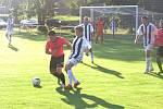 Z fotbalového utkání I.A třídy Červené Pečky - Horky (1:4)